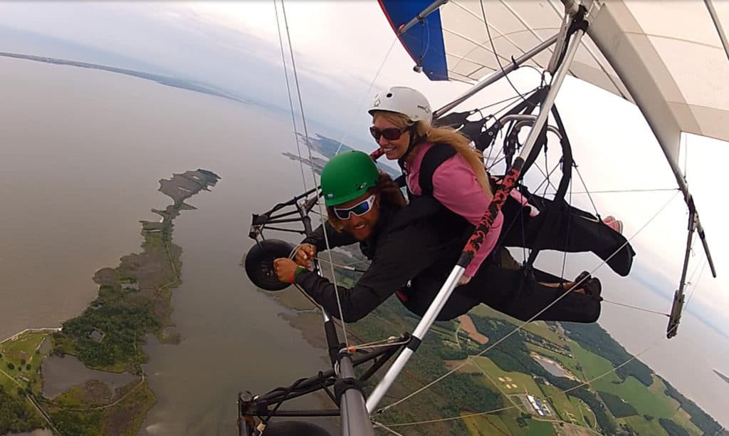 hang gliding outer banks