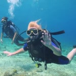Dive Curacao: Mother and Son Dive Adventure
