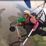 Up, Up and Away! Hang Gliding at Kitty Hawk, NC