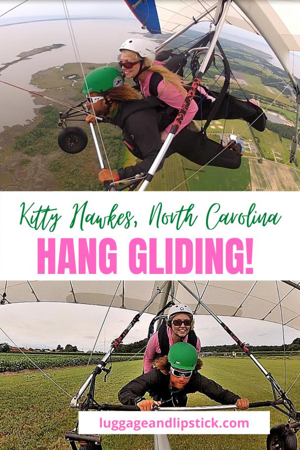 PIN hang gliding