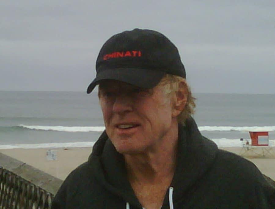 Robert Redford Rosarito Beach Hotel