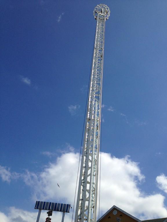 Freefall Kemah Boardwalk Houston TX