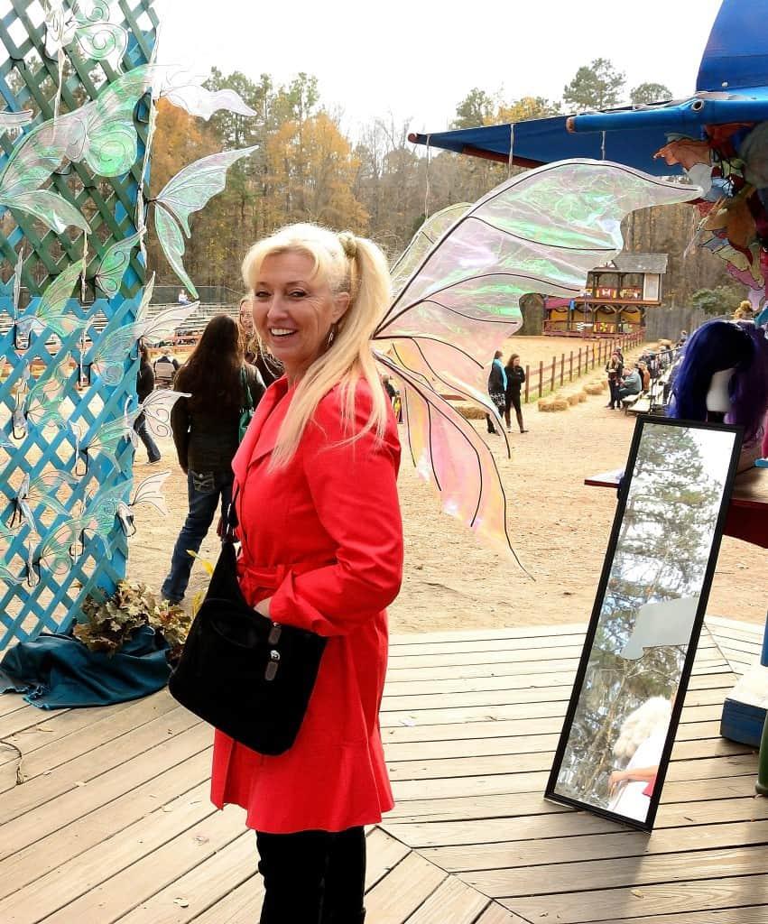 Renaissance Festival wings