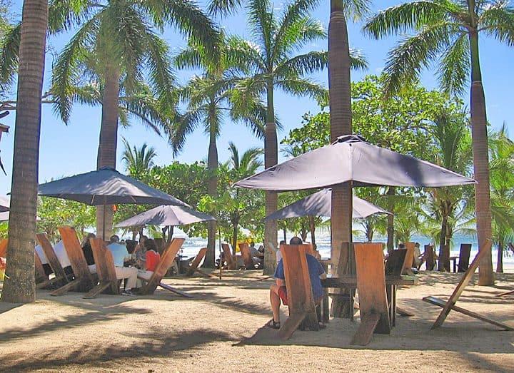 costa ricas hidden beach