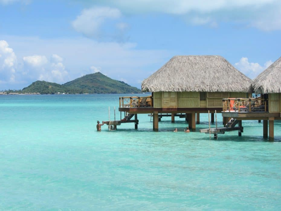 bora bora beyond the beach
