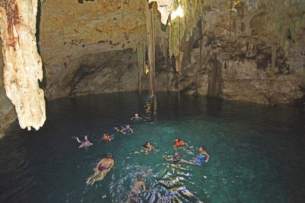 road trip yucatan