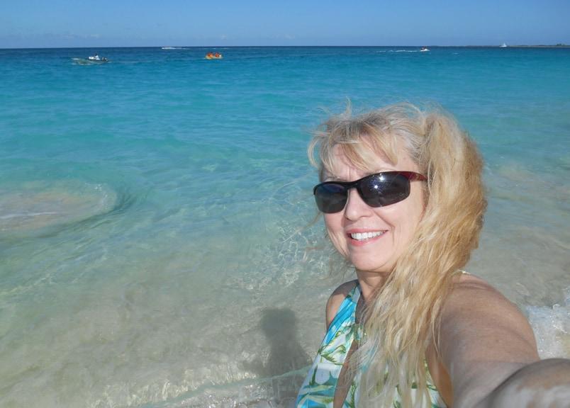 Cabbage Beach Bahamas