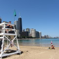 Ohio Street Beach, Chicago