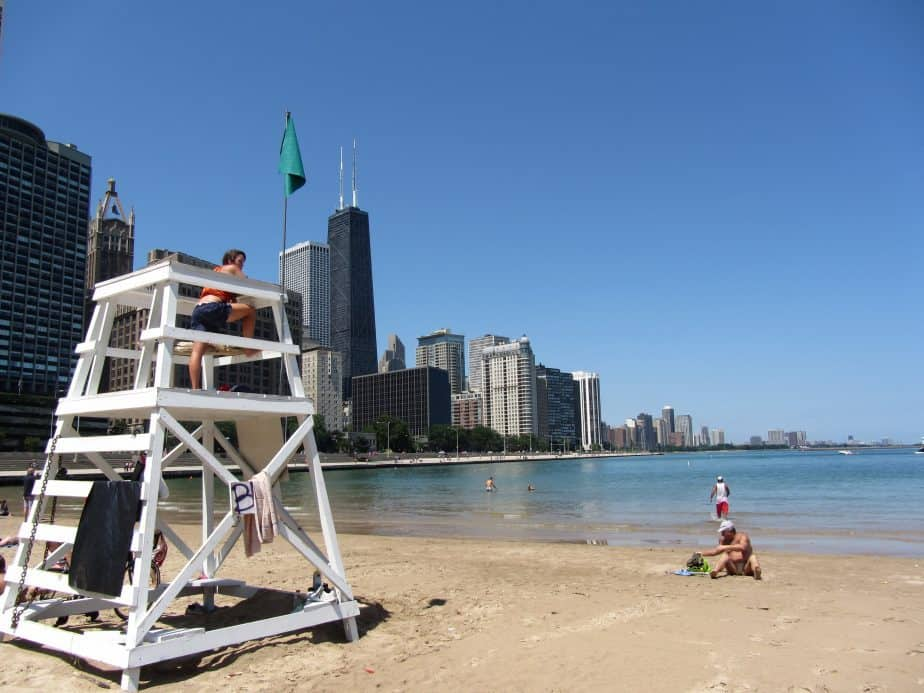 chicago city beach