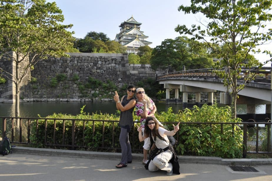 three days in kyoto