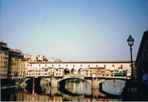 Florence bomb bridge
