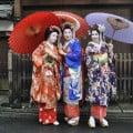 geisha kyoto japan
