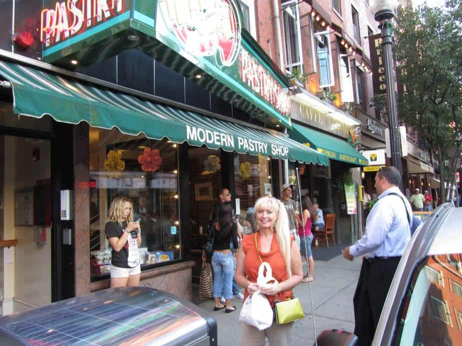 best boston cannoli