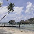 BoraBora overwater bungalows