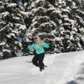 Snowshoeing in Bend, OR