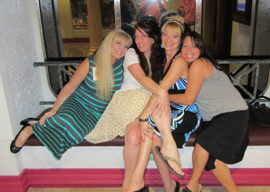 bahama cruise girls getaway