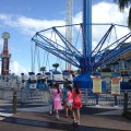 Kemah Boardwak Houston TX