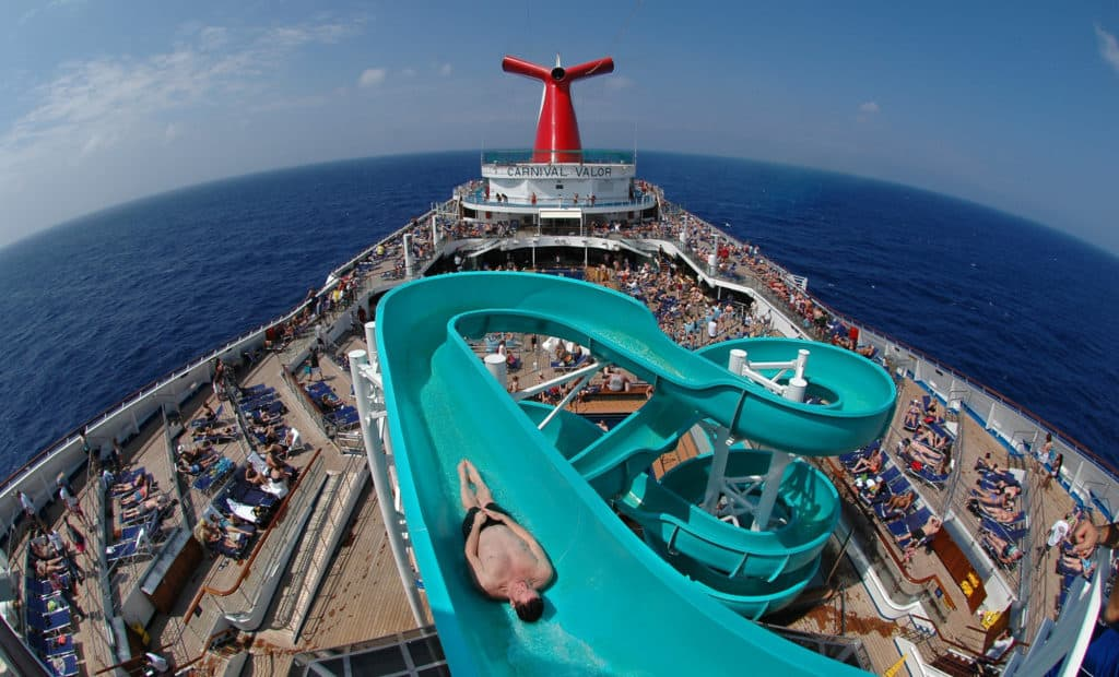 carnival cruise valor review