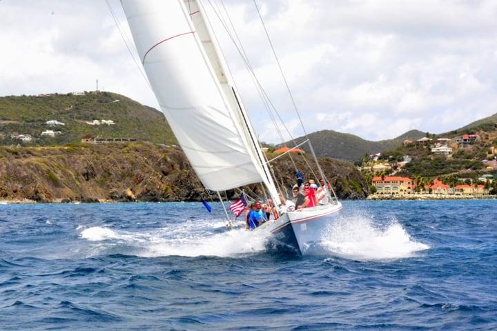 regatta race st maarten