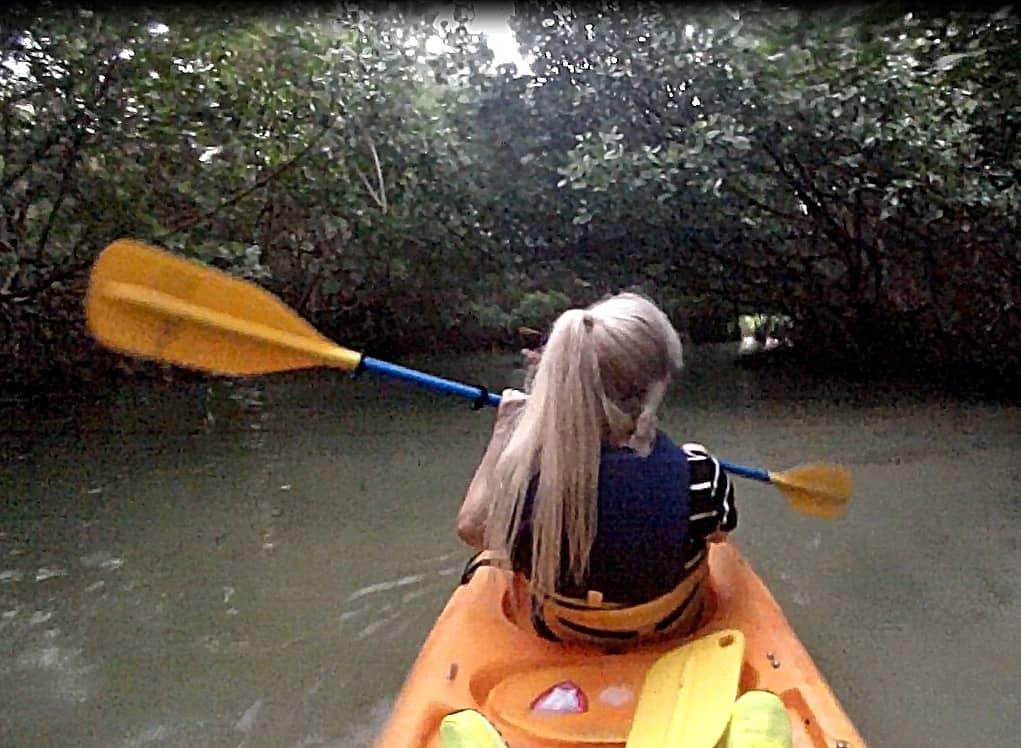 9 kayak bio bay