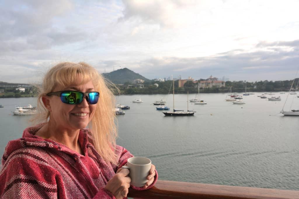 Good morning, Panama Canal!