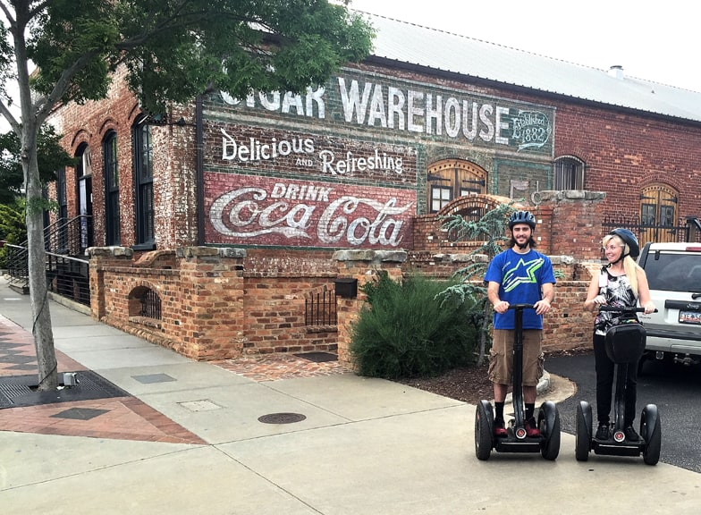 greenville sc segway