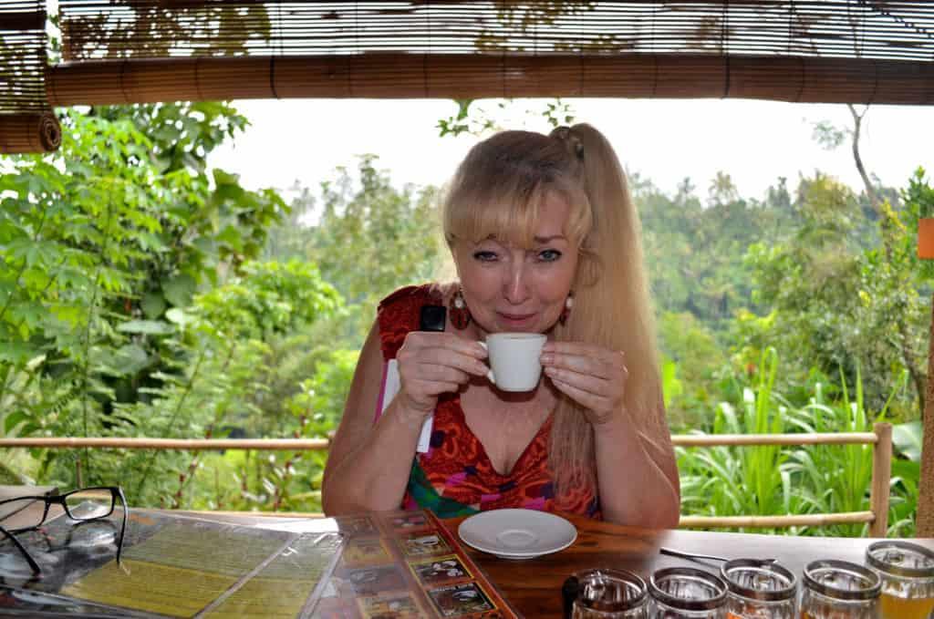 Bali jungle cat poop coffee