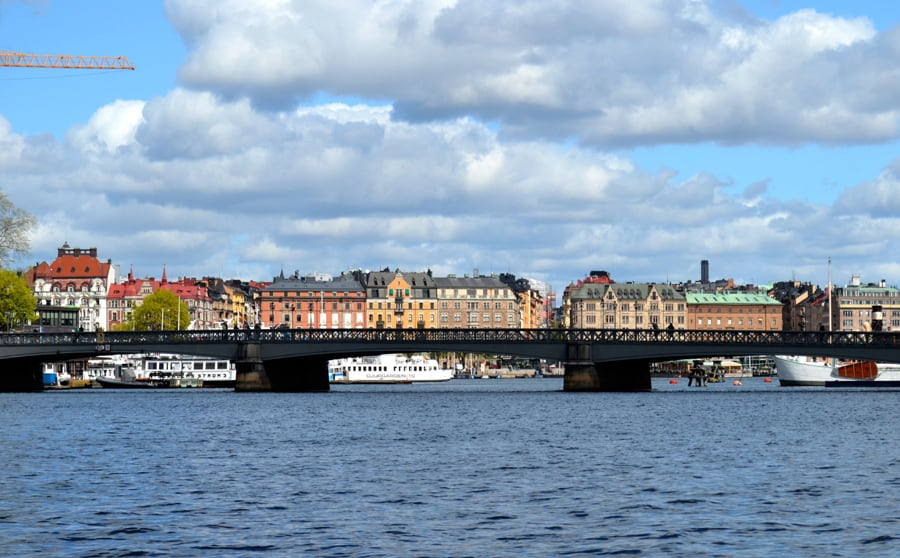 stockholm in one day