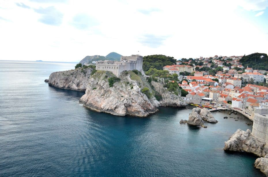Dubrovnik Ancient City Walls