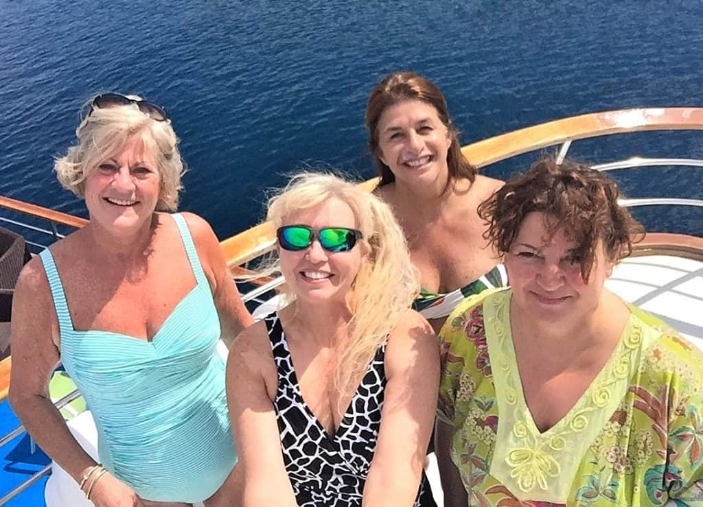 girls getaway croatia