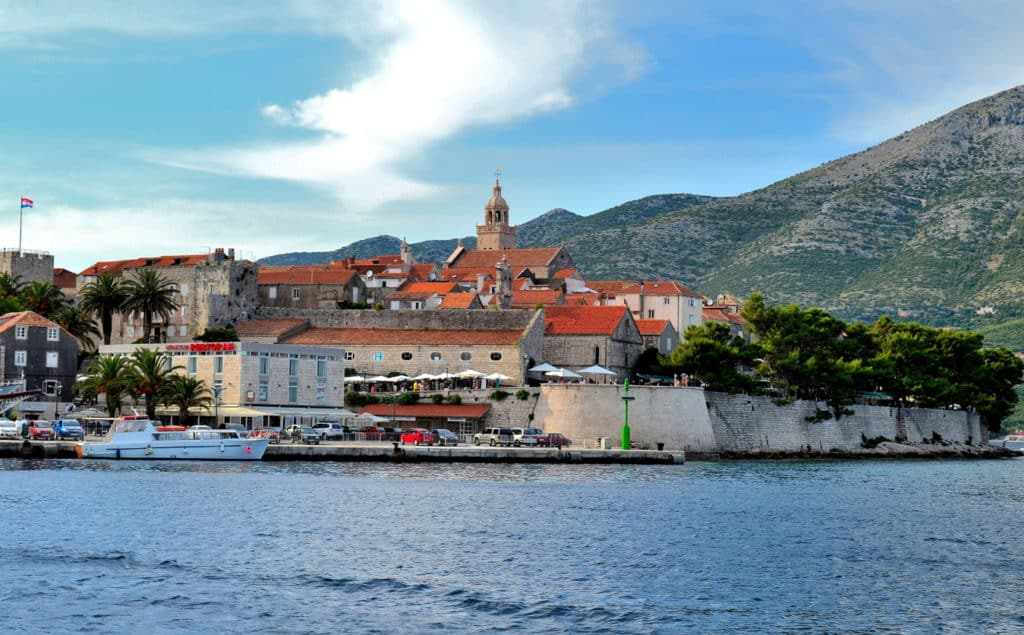 island hopping croatia
