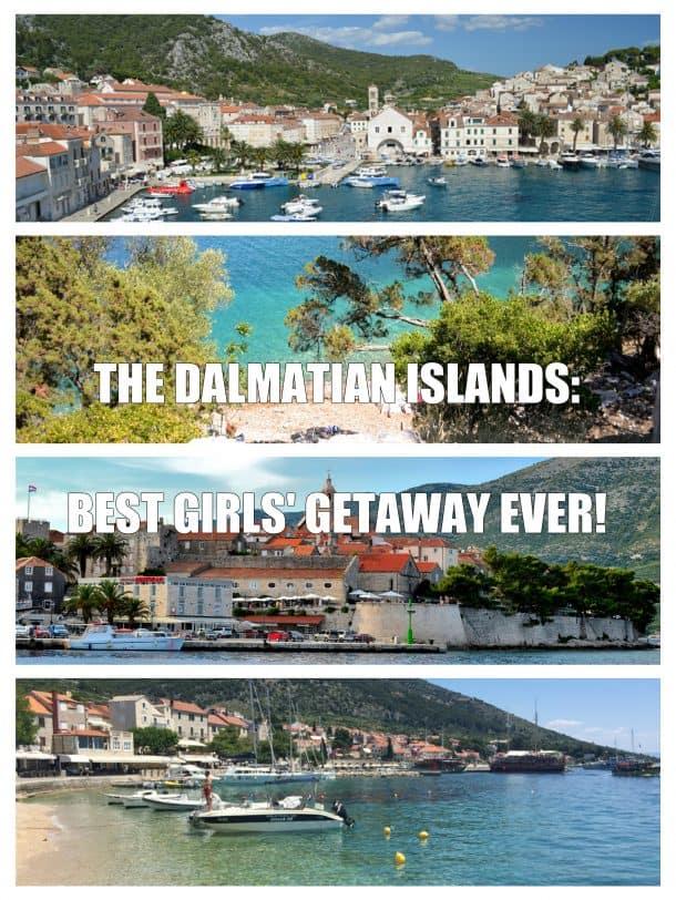 PIN dalmatian islands