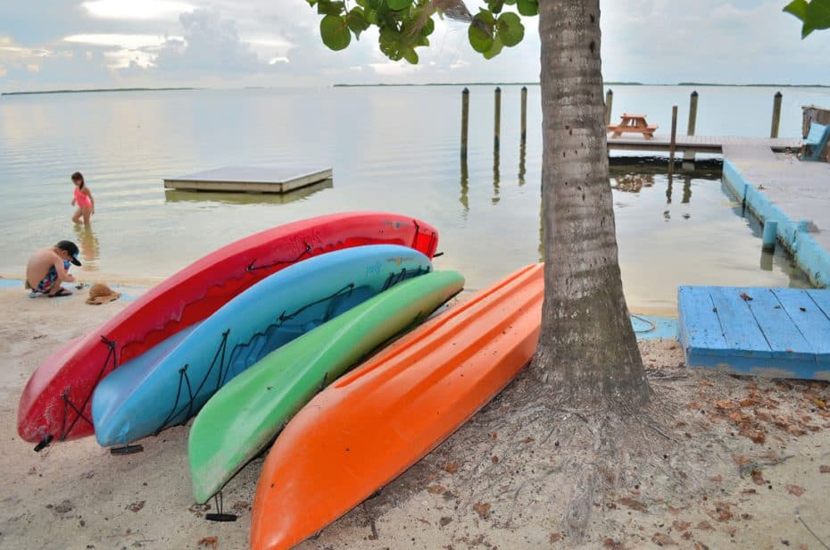 florida keys with kids