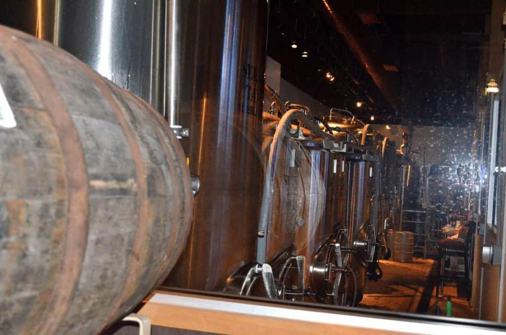 Zeta brewery