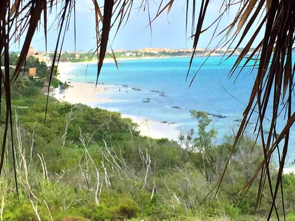 Mexico's Caribbea coast