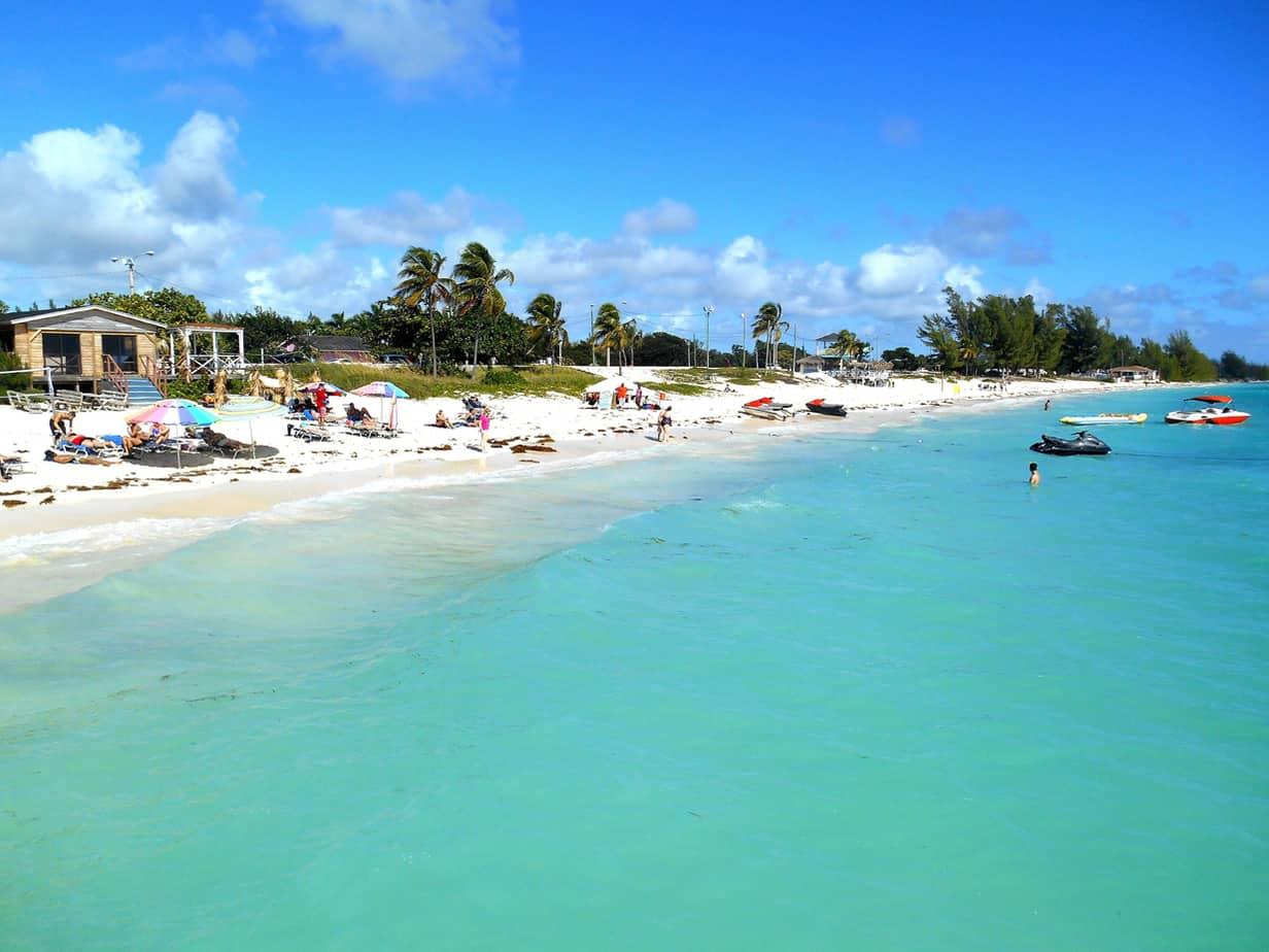 Bahamas on a budget