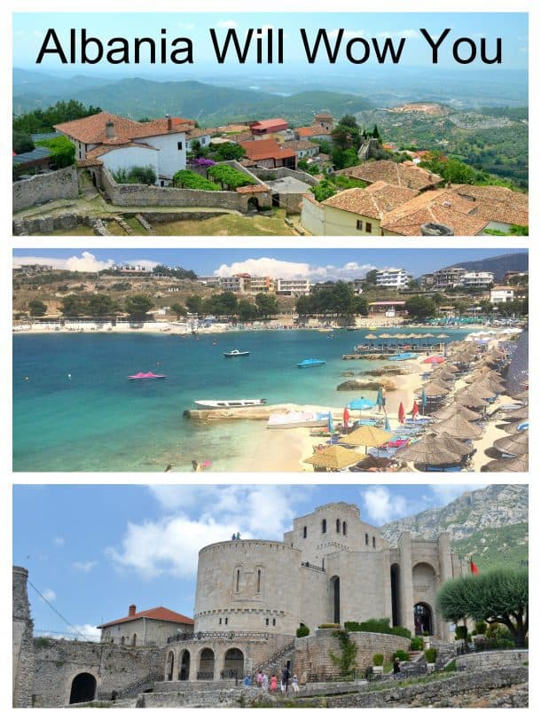 albania tourist attractions