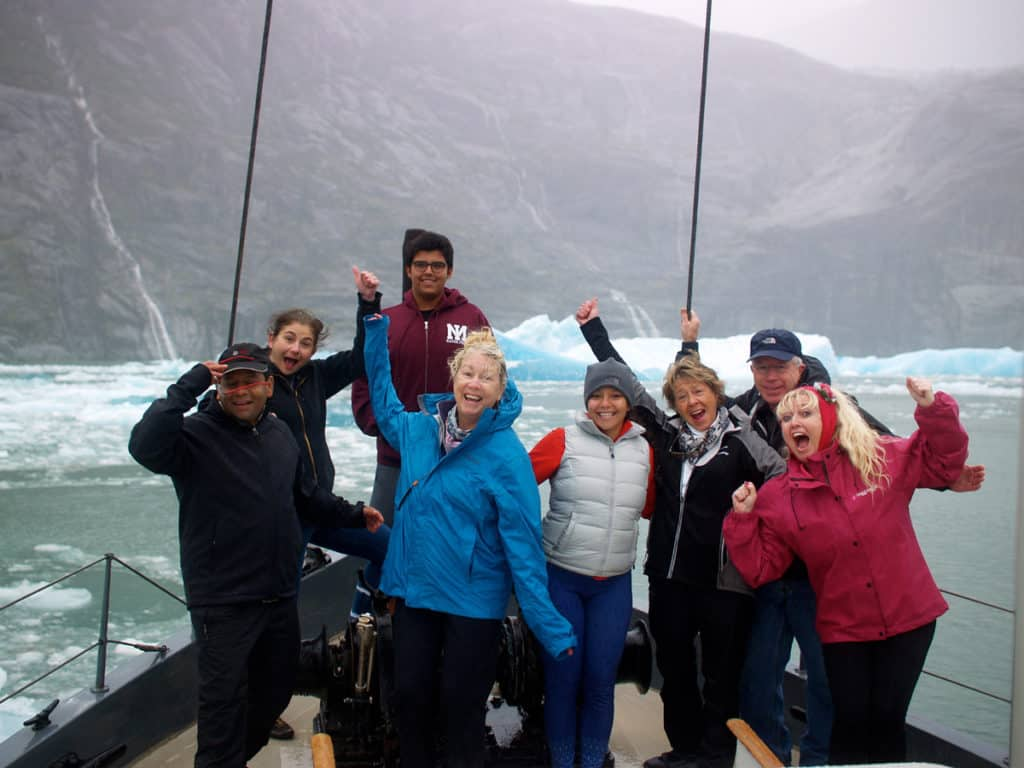 small ship alaska cruises
