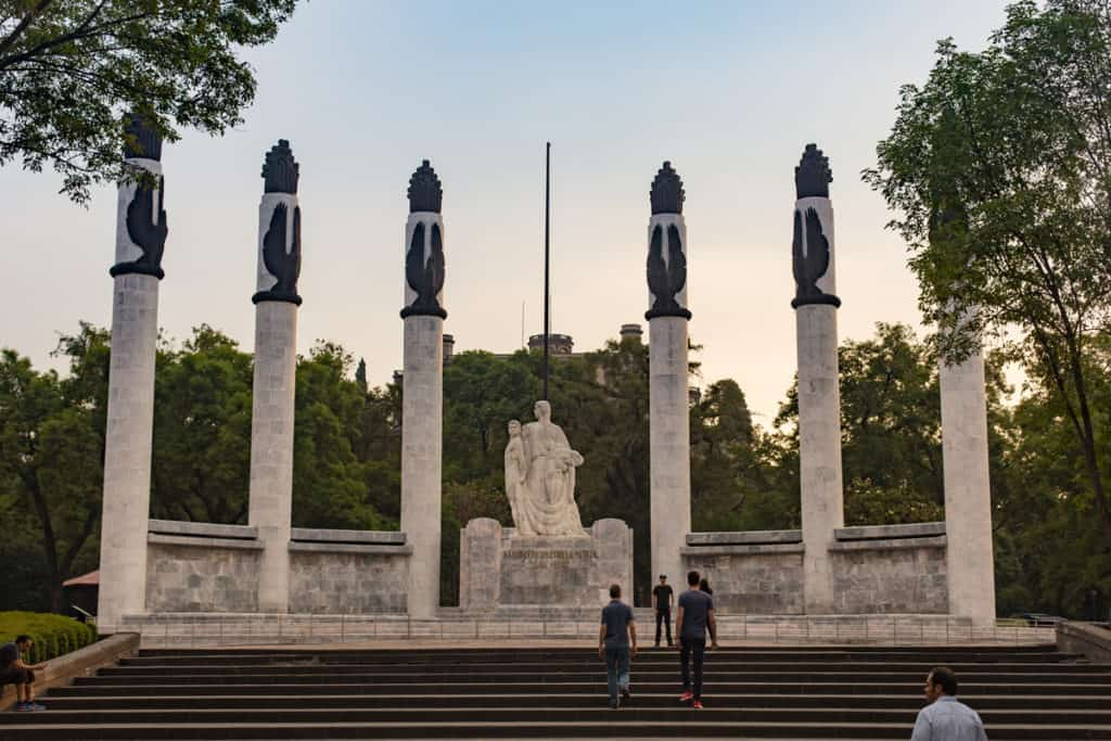 "<a href=""http://www.flickr.com/photos/81864976@N00/34485000496"">Chapultepec</a> via <a href=""http://photopin.com"">photopin</a> <a href=""https://creativecommons.org/licenses/by-sa/2.0/"">(license)</a>"