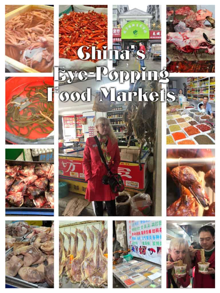 food markets china