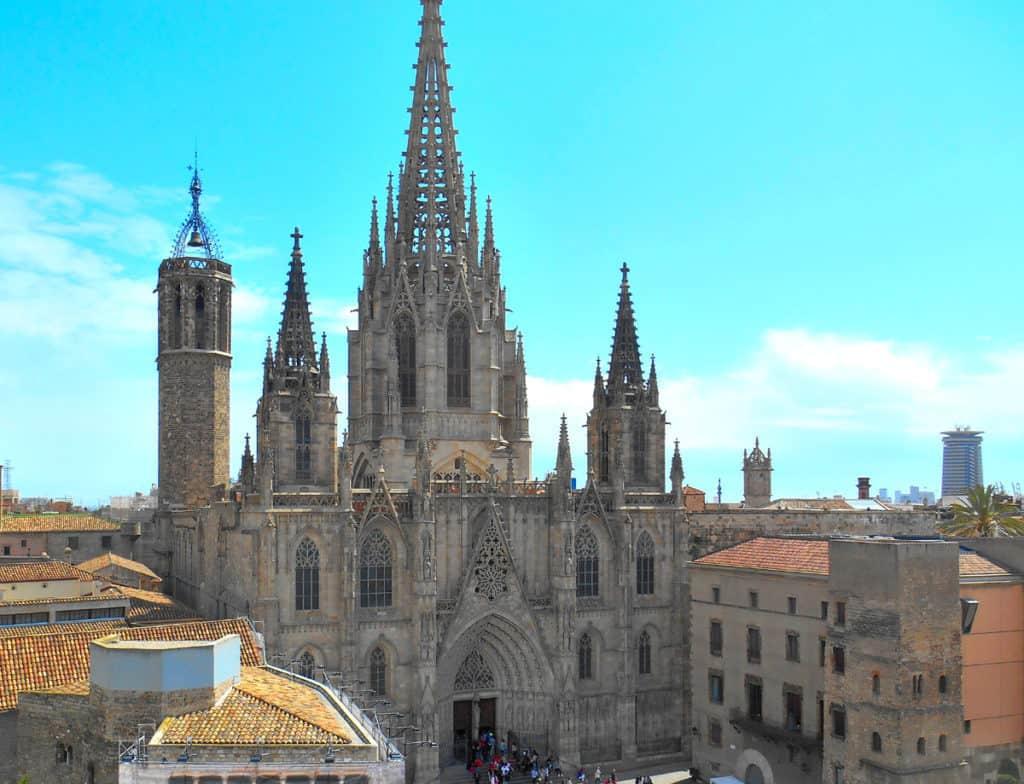Gothic Catedral de la Seu