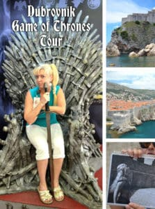game of thrones tour dubrovnik