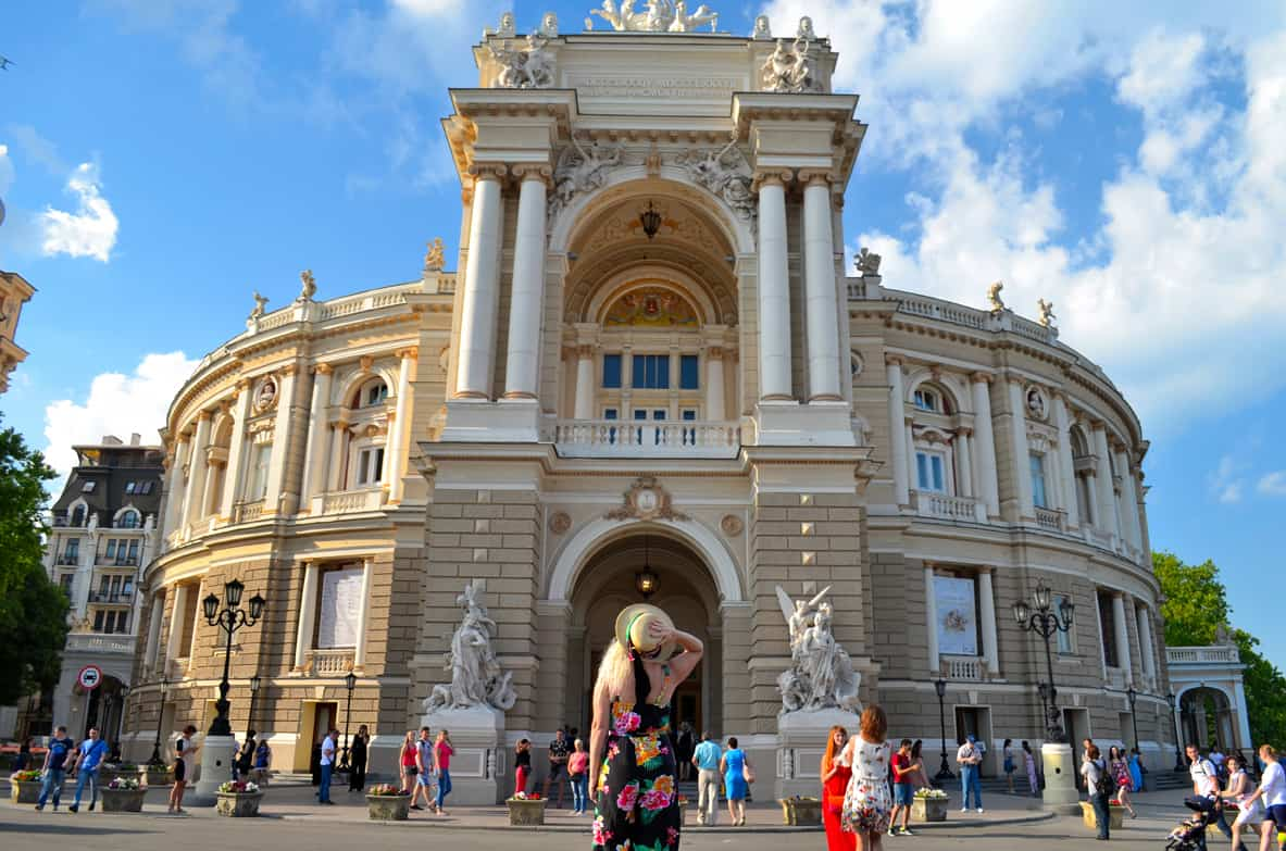 Founders of Odessa: the history of the city, monuments and interesting facts