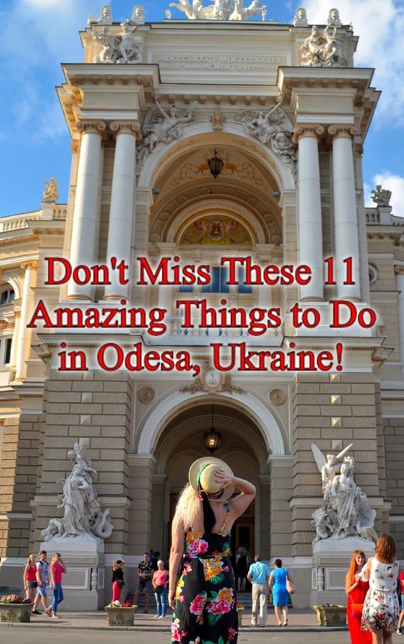 odesa ukraine