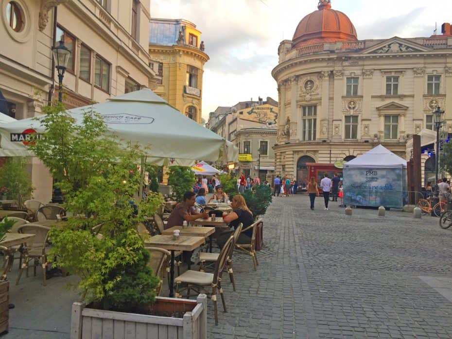baby boomer guide to bucharest