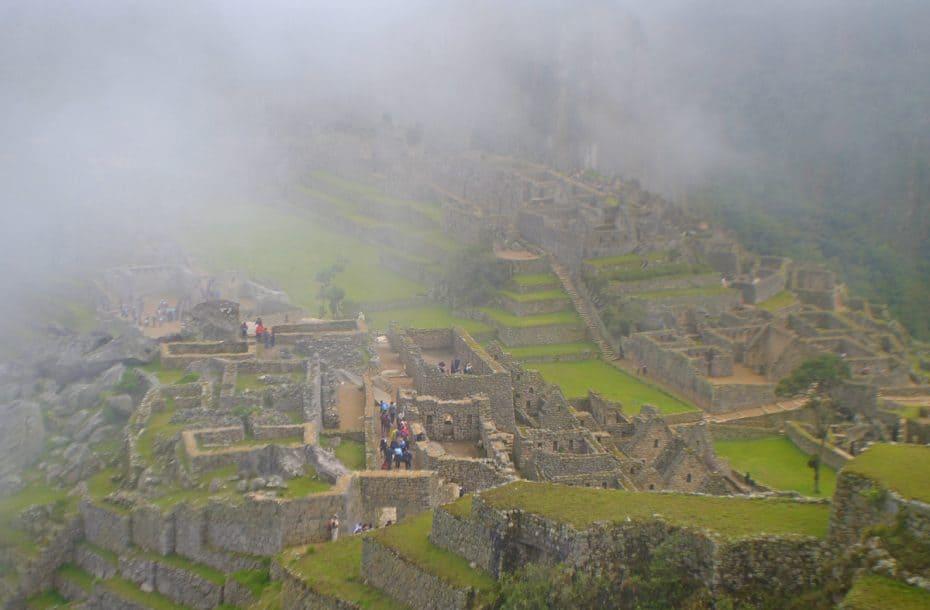 mist on the citadel