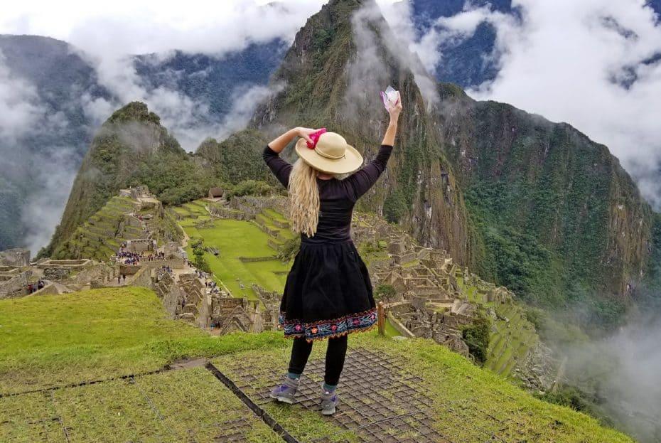 Machu Picchu tourismo