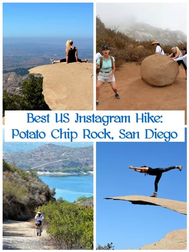 potato chip rock hike