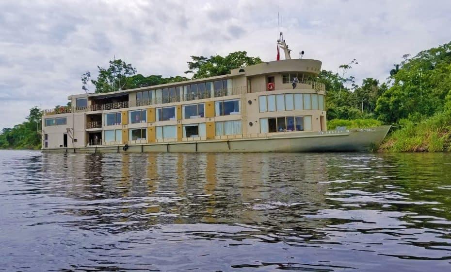 Amazon River cruise
