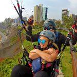 Paragliding Lima: How to Survive a Crash Landing